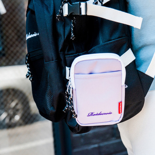 SUB 2WAY POUCH BAG (LAVENDER)
