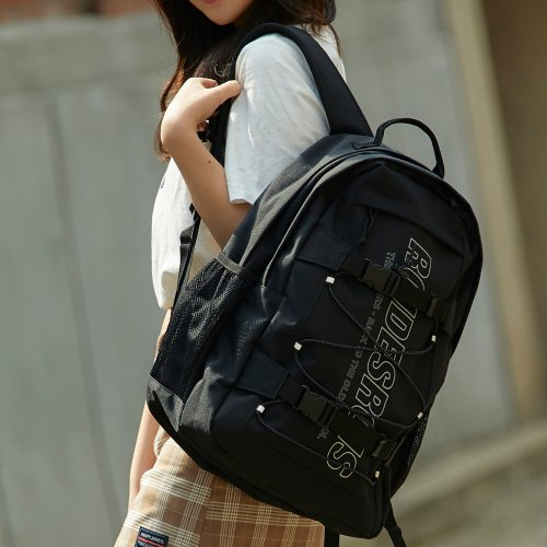 RDR 3D MATRIX BACKPACK (BLACK)