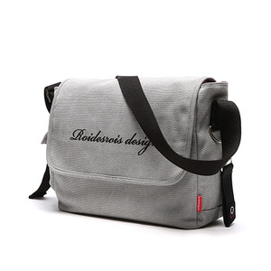HOW NICE MAIL BAG (GRAY)