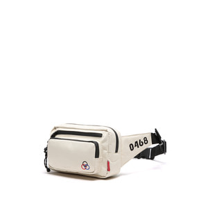 WELL DONE WAIST BAG (BEIGE)