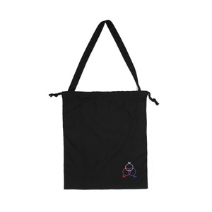 PIT A PAT CROSS BAG (BLACK)