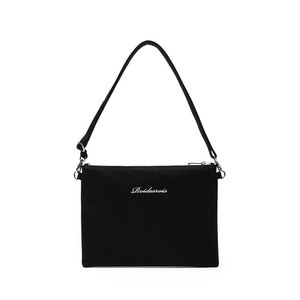 TICK TICK MINI CROSS BAG (BLACK)