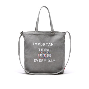 GEE ECO BAG (GRAY)