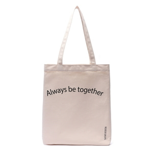 TOGETHER ECO BAG (IVORY)