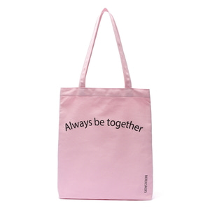 TOGETHER ECO BAG (PINK)