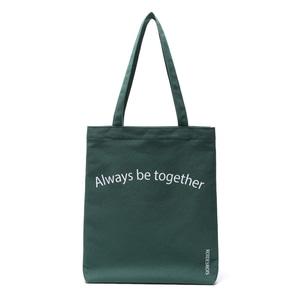 TOGETHER ECO BAG (GREEN)