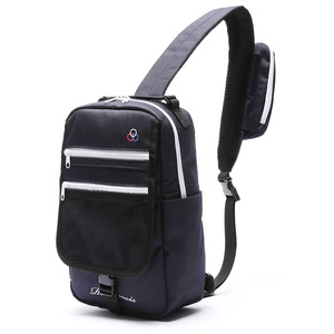 POCKET COVER SLING BAG (NAVY)
