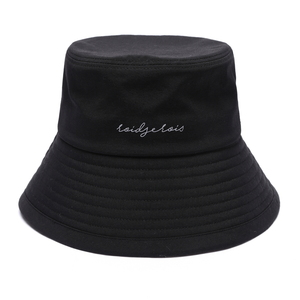 EVERY WEATHER BUCKET HAT (BLACK)