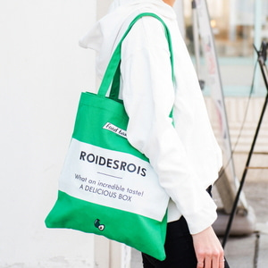 FOOD BOX ECO BAG (GREEN)