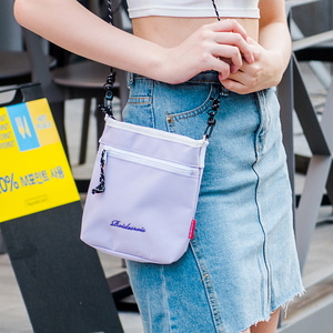 SUB MINI CROSS BAG (LAVENDER)