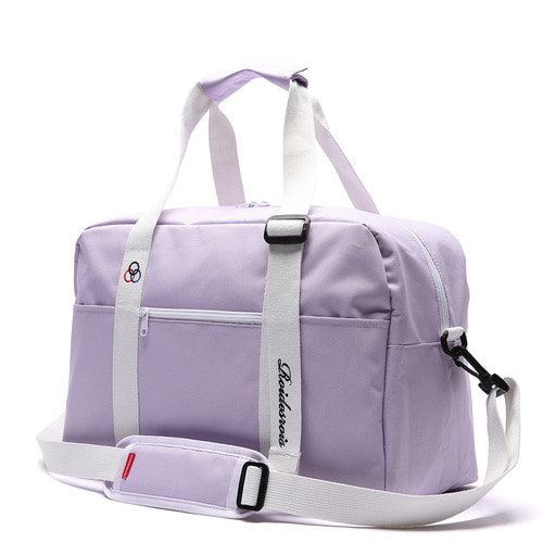 BAAM BOSTON BAG (LAVENDER)