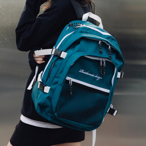 OH OOPS BACKPACK (GREEN)