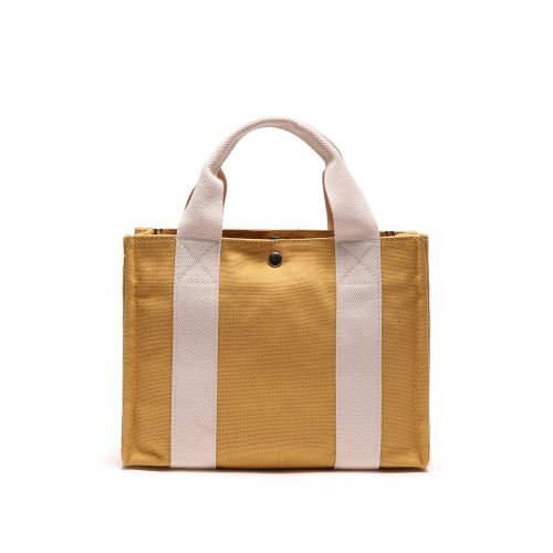 HUG CROSS BAG (MUSTARD)
