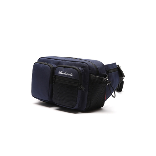 HUSH WAIST BAG (NAVY)