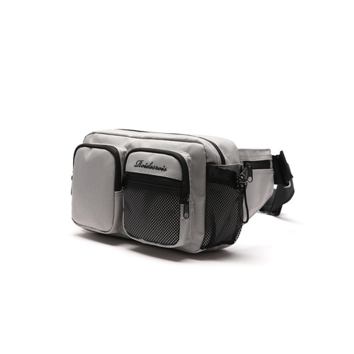 HUSH WAIST BAG (GRAY)