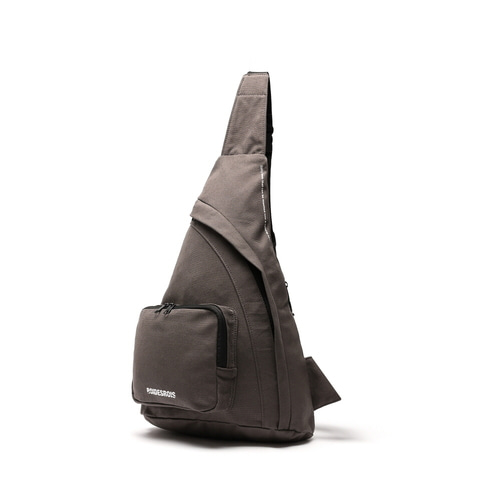[단독판매]JEEPERS SLING BAG (CHARCOAL)