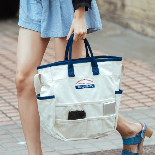 CHATTER BOX CROSS BAG (IVORY)