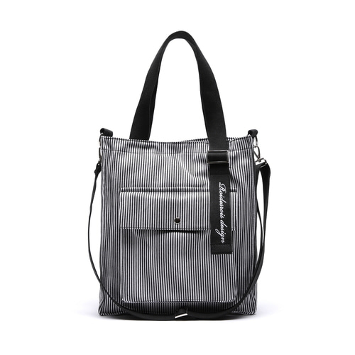 [#아울렛 한정_특가상품]NEW AH CHOO SHOULDER BAG (STRIPE)