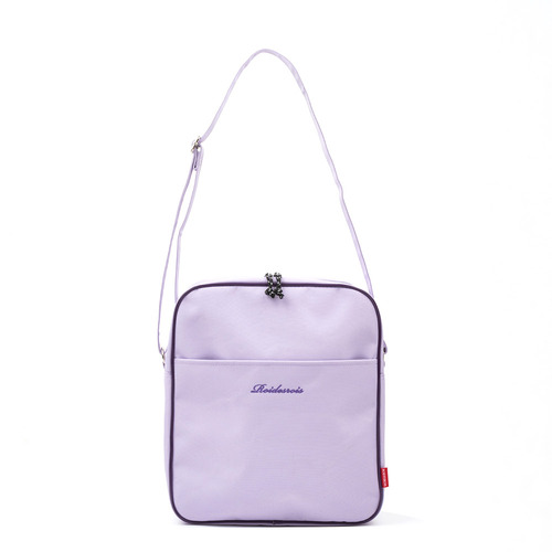 SUB AIR LINE CROSS BAG (LAVENDER)