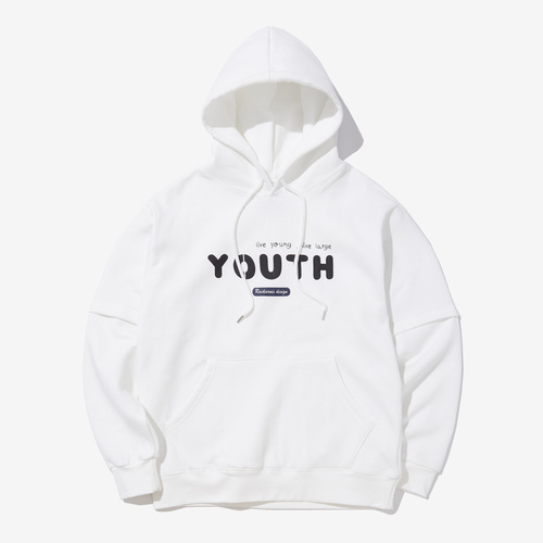 LIVE YOUTH HOOD (WHITE)