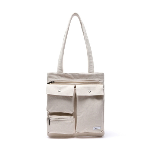 CL MARK ECO BAG (IVORY)