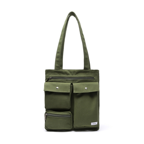 CL MARK ECO BAG (KHAKI)