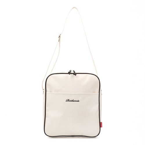 SUB AIR LINE CROSS BAG (IVORY)