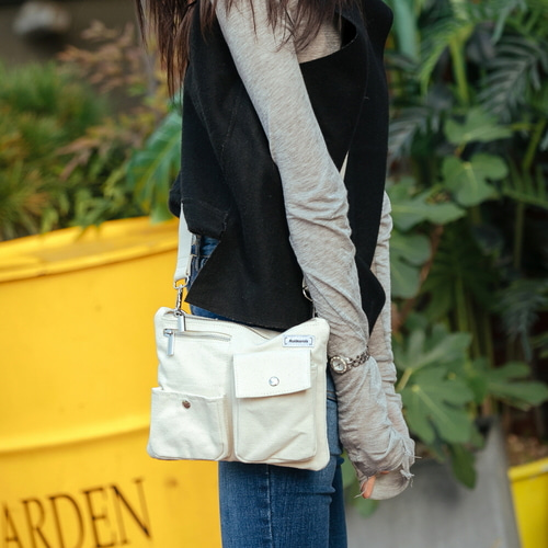 CL EVER THAT CROSS BAG (IVORY)