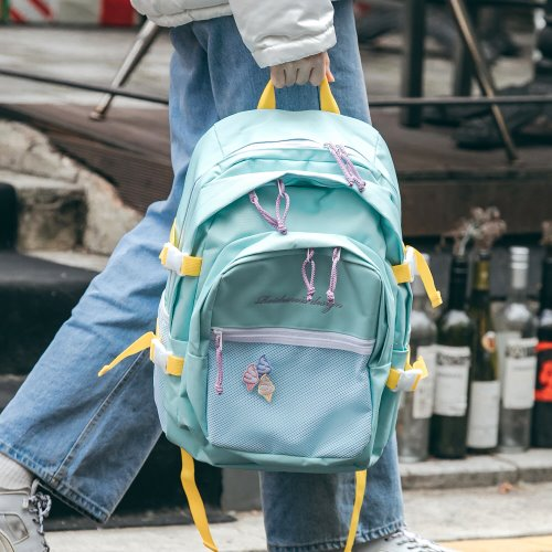 OH OOPS BACKPACK (SWEET BLUE)