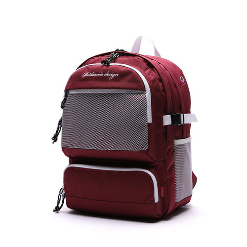 [창고개방]OMG BACKPACK (BURGUNDY)