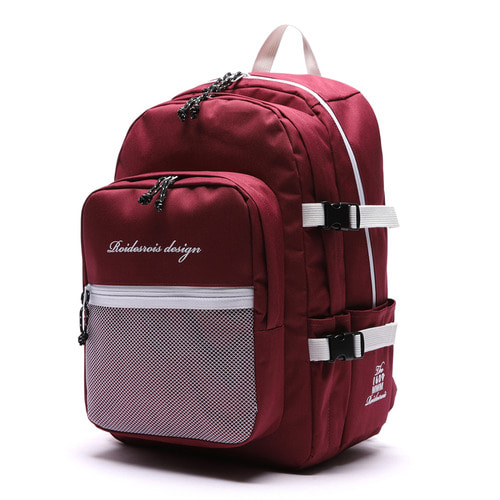 [창고개방]OH OOPS BACKPACK (BURGUNDY)