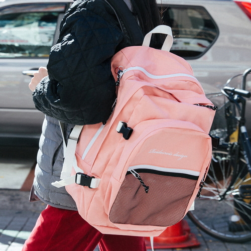 [창고개방]OH OOPS BACKPACK (PINK)