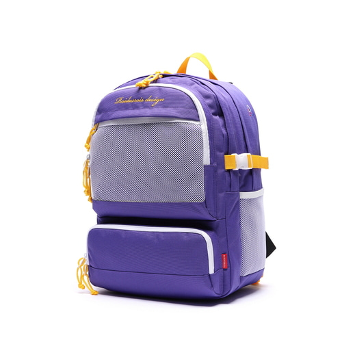 [창고개방]OMG BACKPACK (PURPLE/YELLOW)