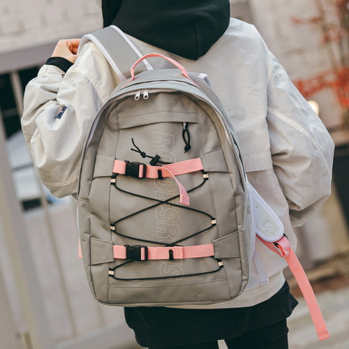 [창고개방]RDR 3D MATRIX BACKPACK (GRAY/PINK)